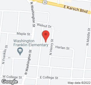 502 North Jackson Street