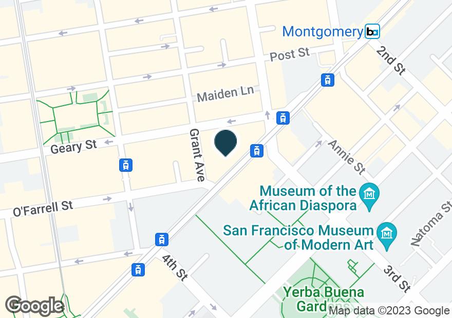 Google Map of730 MARKET ST