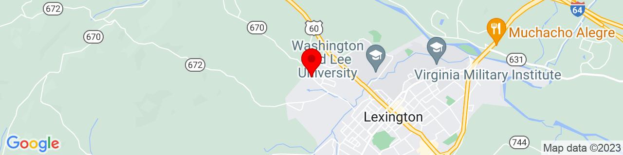 Google Map of 37.78902, -79.45726