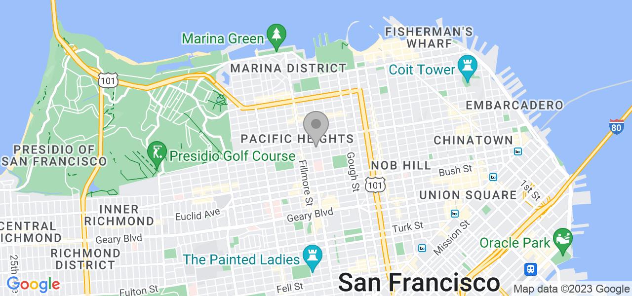 2217 Pacific Ave, San Francisco, CA 94115, USA
