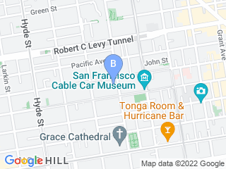 Map of Wags Paws  Heart Dog Boarding options in San Francisco | Boarding
