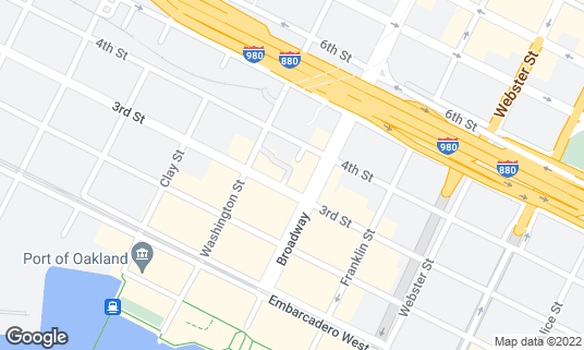 Map of Beer Revolution at 464 3rd St Oakland, CA