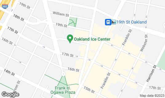 Map of SomaR at 1727 Telegraph Ave Oakland, CA