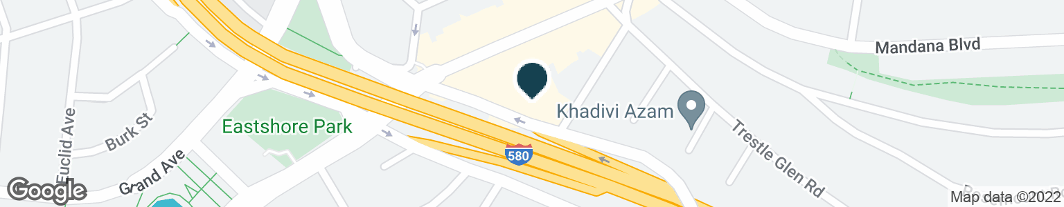 Google Map of3250 LAKESHORE AVE