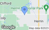 Map of Herrin, IL