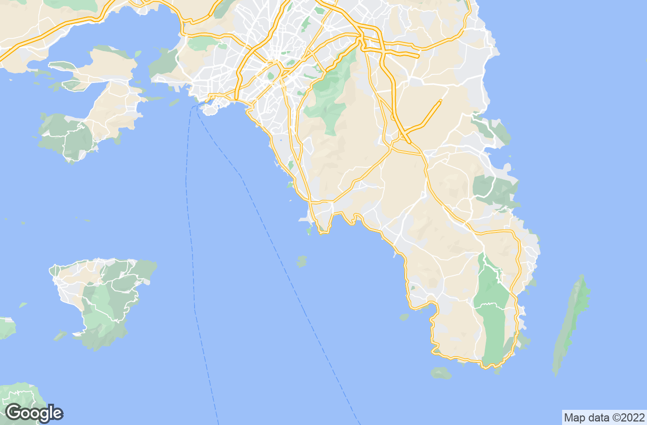 Google Map of فاري فولا فولياجميني