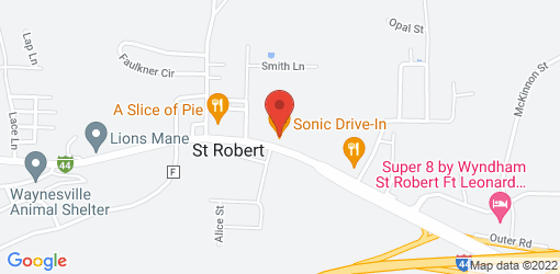 Directions to Sonic Drive-In