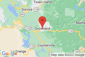 Map of Groveland