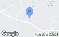 Map of Alamo, CA