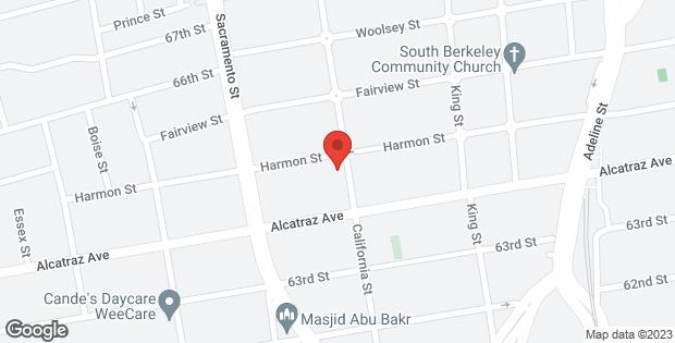 1538 Harmon Street Berkeley CA 94703