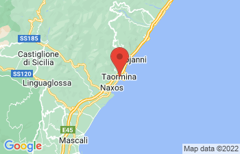 Map of Taormina