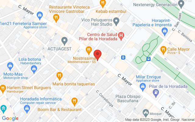 Administración nº1 de Pilar de La Horadada