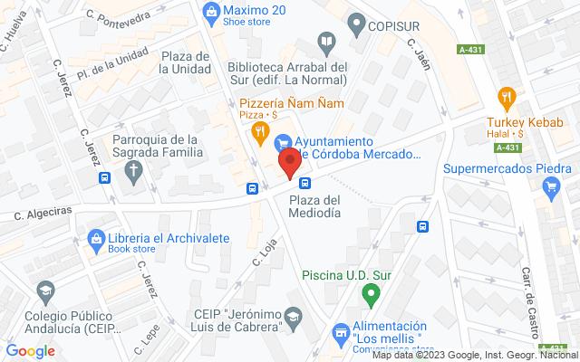 Administración nº21 de Córdoba