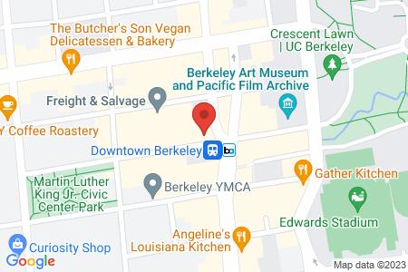 static image of2140 Shattuck Ave, Suite 503, Berkeley, California