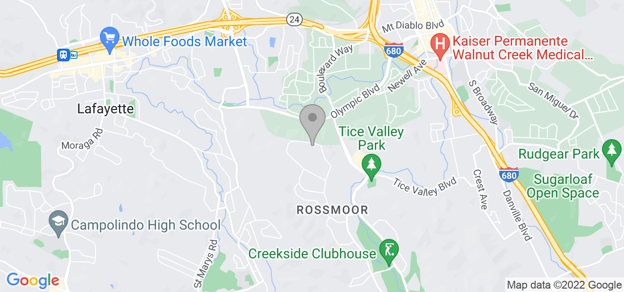 2709 Golden Rain Rd, Walnut Creek, CA 94595, USA