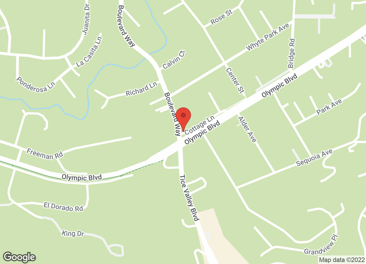 Google Map of VCA Cottage Animal Hospital