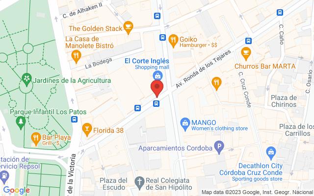 Administración nº27 de Córdoba