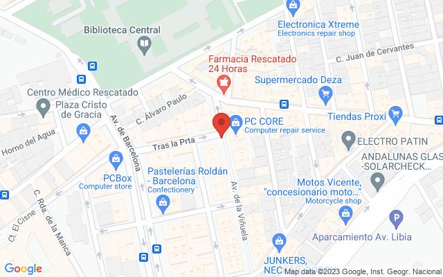 Administración nº18 de Córdoba
