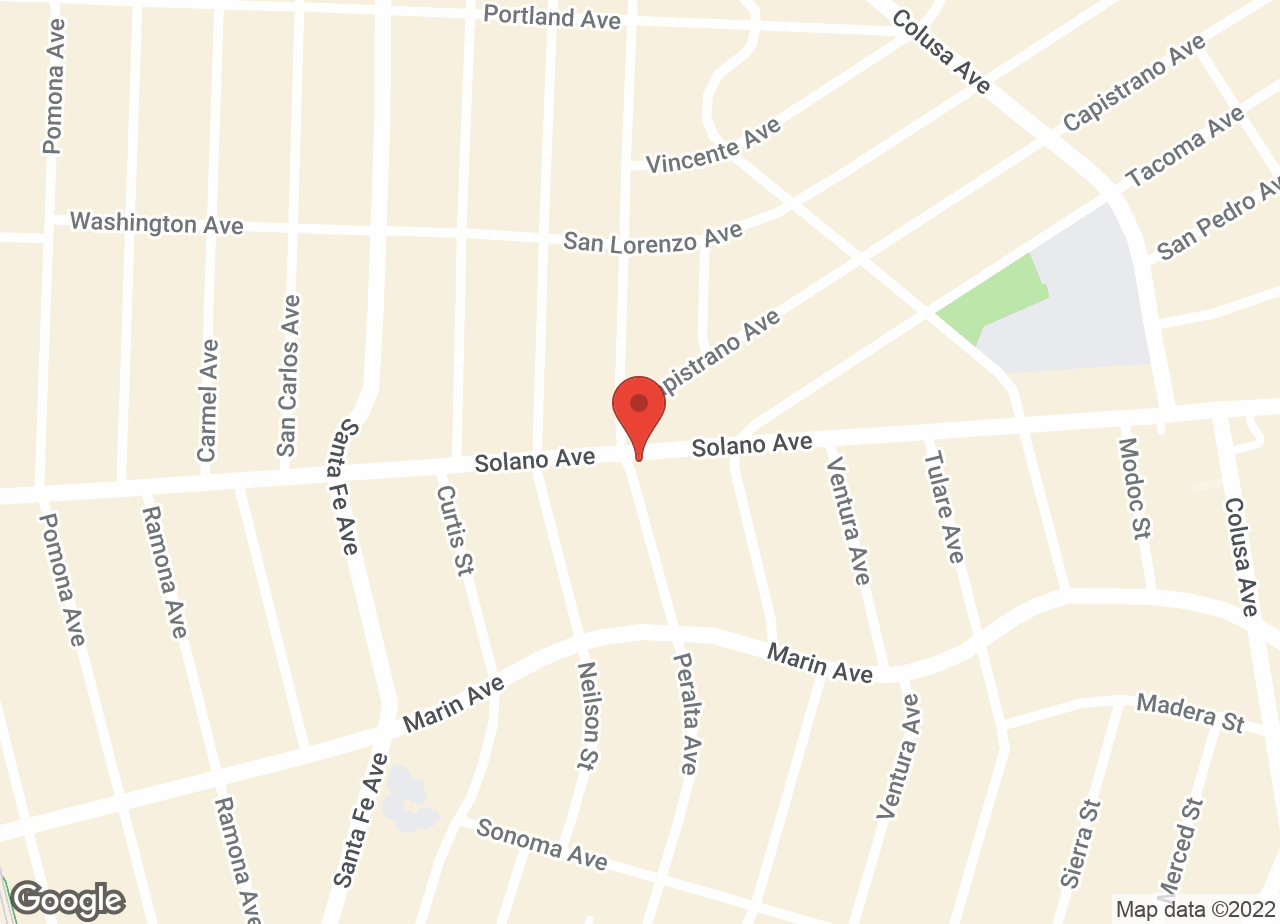 Google Map of VCA Albany Animal Hospital