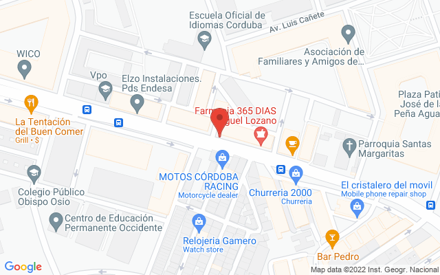Administración nº25 de Córdoba