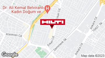 Hilti - Ankara Mağaza