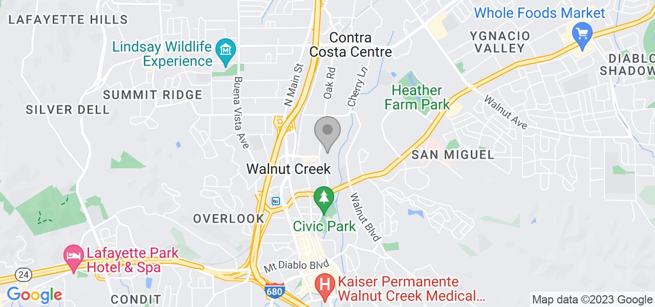 360 N Civic Dr, Walnut Creek, CA 94596, USA