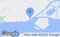 Map of Chincoteague, VA