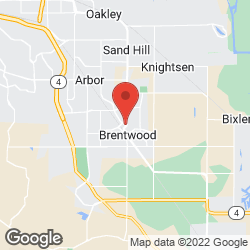 Brentwood Urgent Care Center on the map