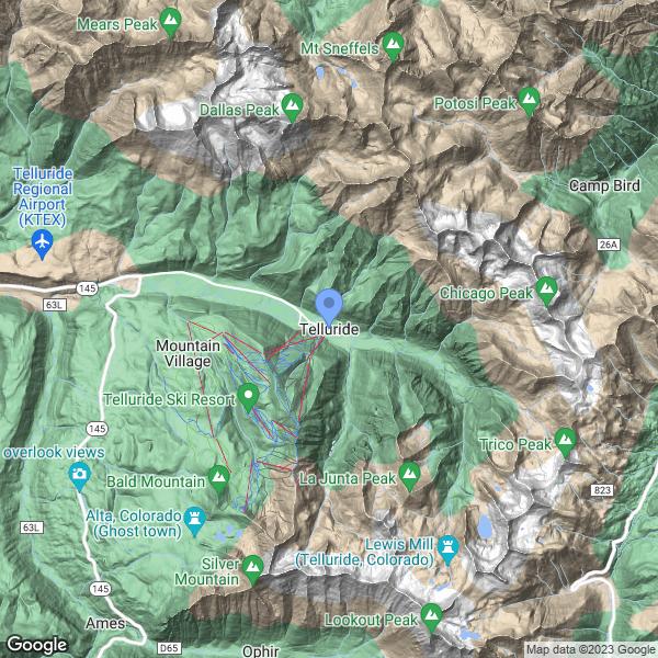 Telluride, CO, USA