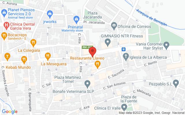 Administración nº52 de La Alberca