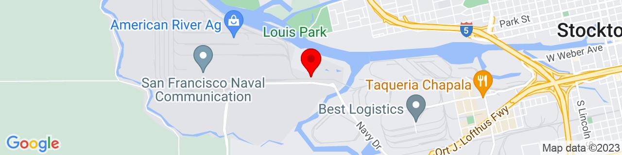 Google Map of 37.9490442, -121.3436129