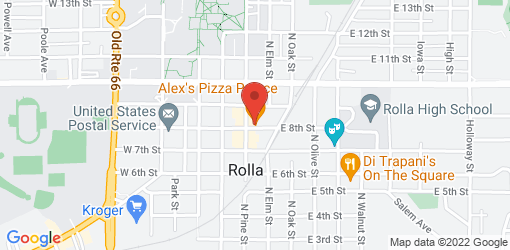Directions to Alex's Pizza Palace