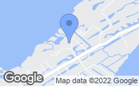 Map of Chincoteague Island, VA