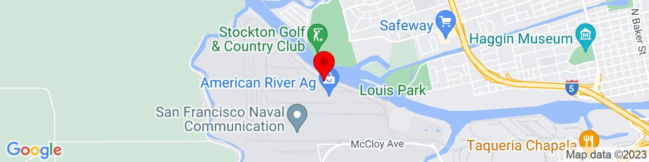 Google Map of 37.9565921, -121.358145