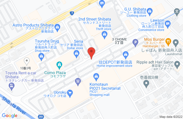 新発田コモタウン