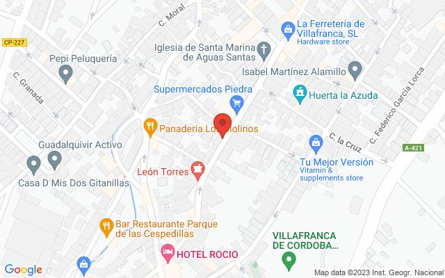 Administración nº1 de Villafranca de Córdoba