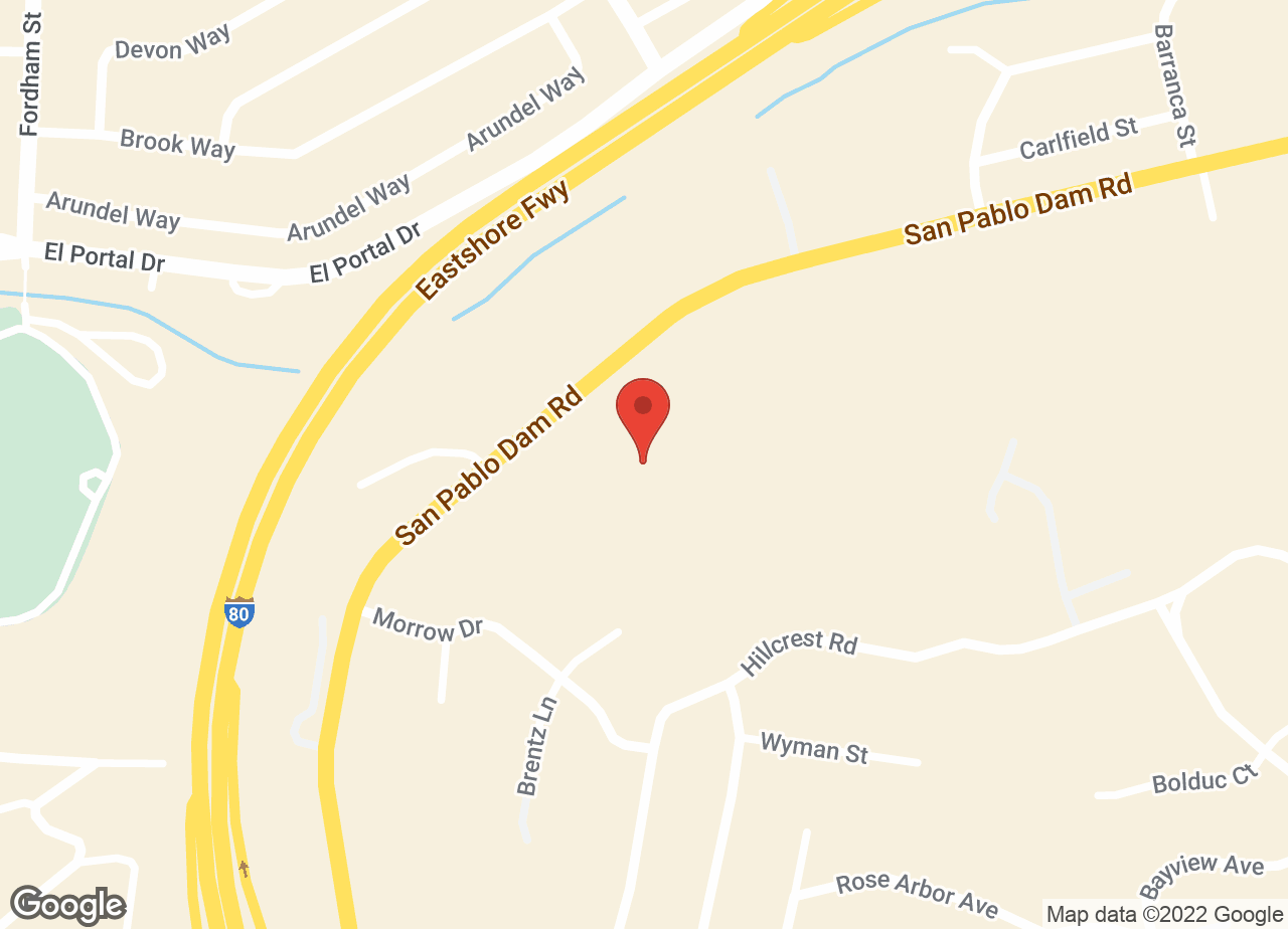 Google Map of VCA Animal Care Clinic