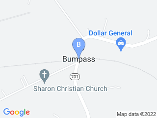 Map of J.L. Legacy Kennel Dog Boarding options in Bumpass | Boarding