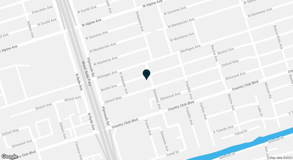 2312 Bristol Avenue Stockton CA 95204
