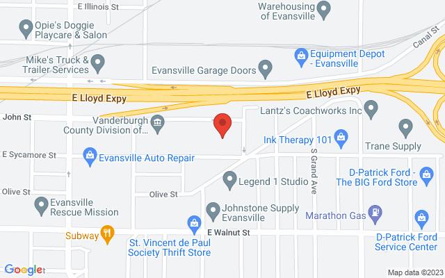 static image of 815 John Street, Evansville, Indiana