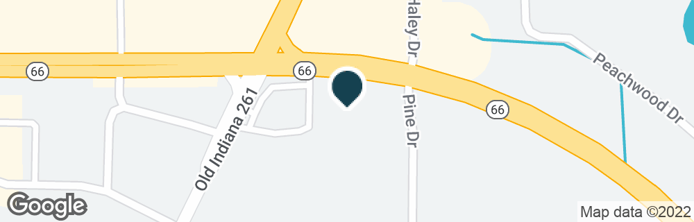 Google Map of7769 W STATE ROUTE 66