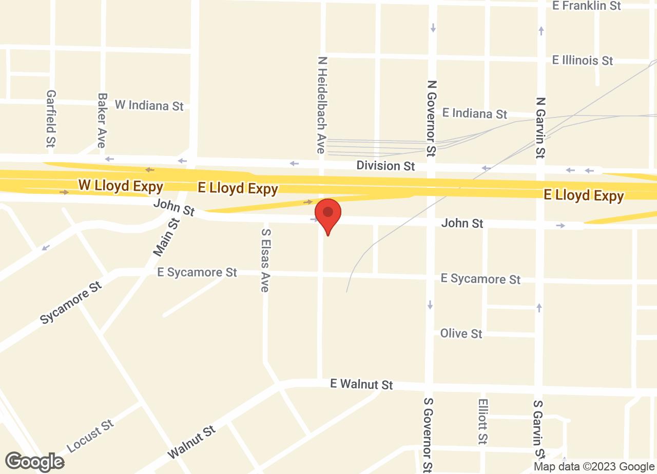 Google Map of VCA All Pet Emergency Center