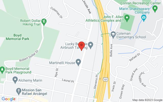 static image of 1363 Lincoln Avenue STE 4, San Rafael, California