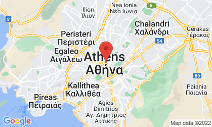 Arbeitsort: Athen