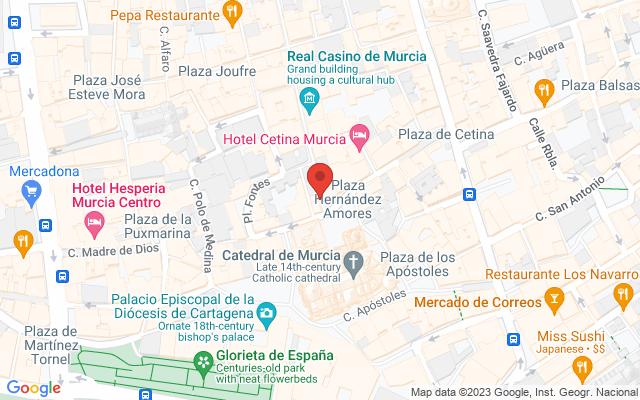 Administración nº17 de Murcia