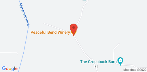 Directions to Peaceful Bend Winery