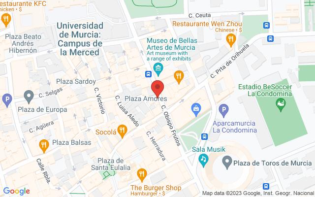 Administración nº40 de Murcia