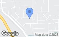 Map of Oakley, CA