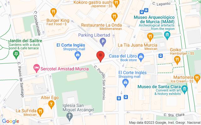 Administración nº16 de Murcia