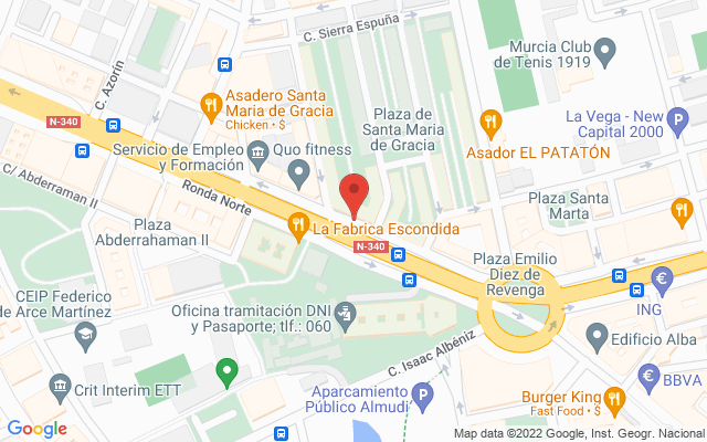 Administración nº33 de Murcia